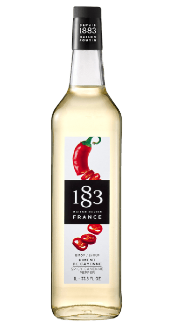 1883 Cayenne Pepper Syrup